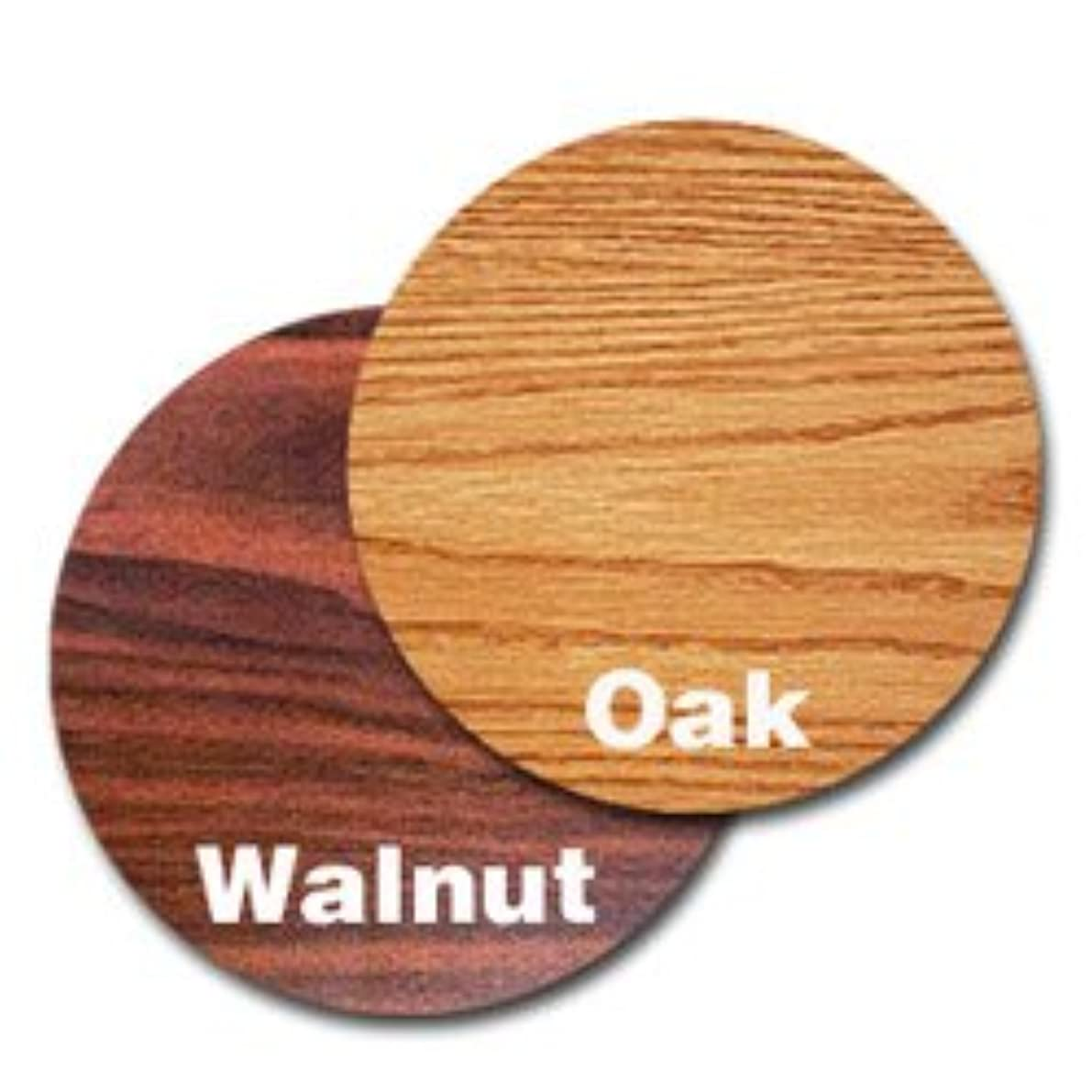 Oak Street Manufacturing OW30R Two Sided Round Tabletop, 30