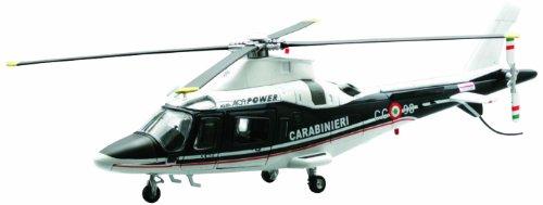 BUYLLOON HOME NewRay 25183Sky Pilot Agustawestland AW 109–Polizei, Maßstab 1: 43, Die Cast