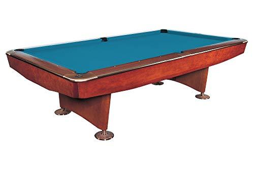 Dynamic Billardtisch II, 9 ft. (Fuß), braun, Pool