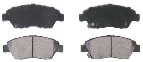 Price comparison product image Wagner ZD621 Ceramic Disc Brake Pad Set