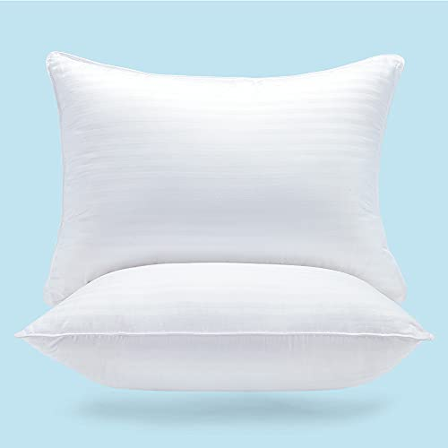 SLEEP ZONE Luxury Hotel Bed Pillows for...