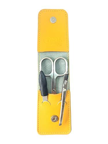 CREDO Pocket 3 - Set de manicura (3 piezas)