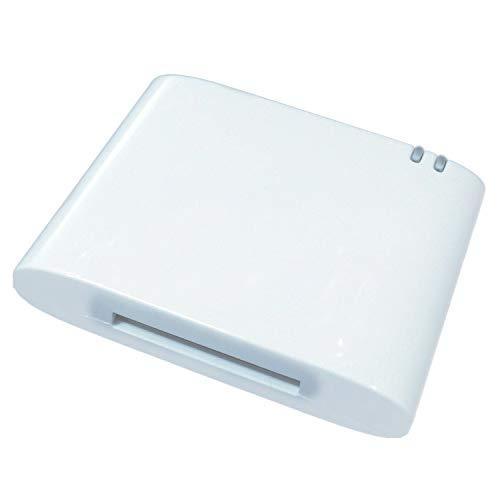 TOOGOO 30pin Bluetooth Adapter 4.1 A2DP Audio Musik Empfaenger Fuer Bose Sounddock und 30Pin iPhone iPod Dock Lautsprecher, (Nicht mit Jedem Auto Kompatibel) (Weiss)