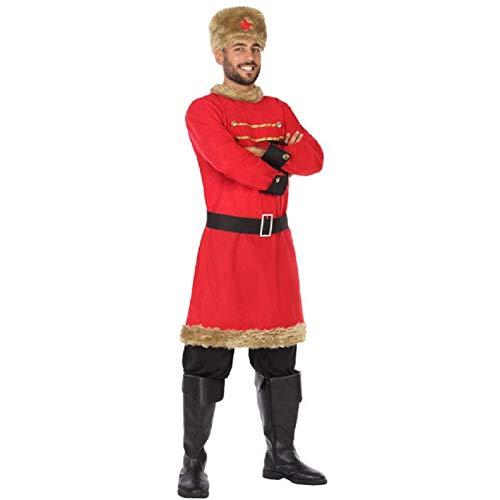 ATOSA disfraz ruso hombre adulto M