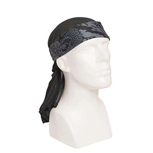 HK Army Headwrap, Ryu Grey