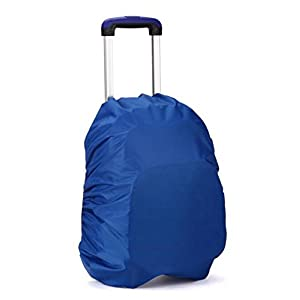31ZhQaGewmL. SS300  - Leisial Impermeable Funda Cubierta De Mochila Protector de Lluvia para Viaje Camping Senderismo, 20-35L