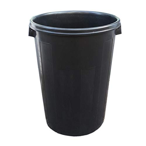 Denox M87578 - Cubo industrial plastico negro 95 l