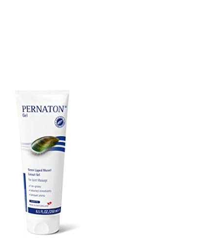 Pernaton Gel - Green Lipped Mussel Extract Gel for Aid Connective Tissue & Joint Care - 8.5 oz (250ml)