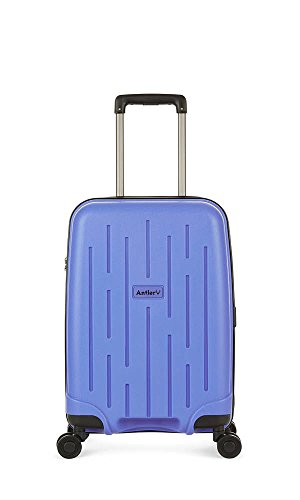 Antler Lightning Cabin Suitcase | Hand Luggage Suitcases | Carry On Suitcase | Cabin Luggage | Small Suitcase | Luggage Bags for Travel | Cabin Case | Small Suitcase on Wheels | Lightweight |