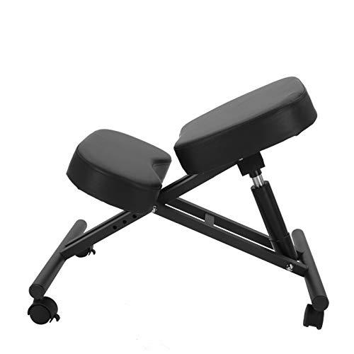 Trintion Ergonomic Kneeling Chair Adjustable Kneeling Posture Chair...