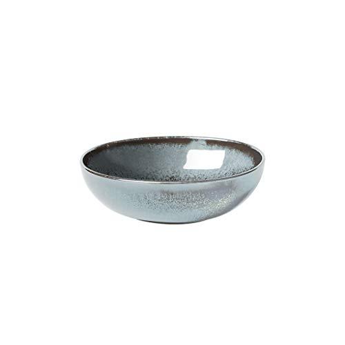 like. by Villeroy & Boch - Lave glacé Bol, 600 ml, charmante, mittelgroße Schale aus Steingut für knackige Salate, spülmaschin- und mikrowellengeeignet