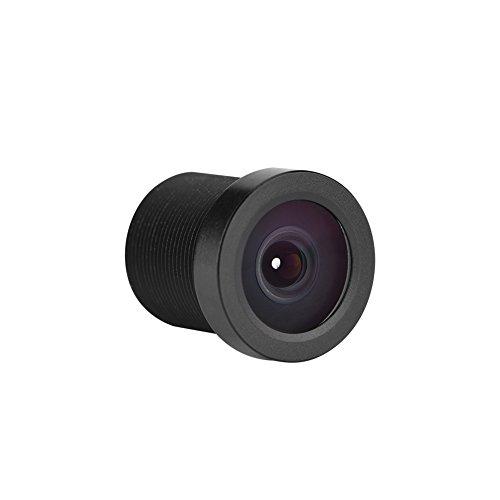Topiky 1.8mm 170° Weitwinkel 1 MP IR Board Objektiv mit Standardgewinde M12x0,5 für CCTV Kameras / 1/3 Zoll und 1/4 Zoll CCD Überwachungskamera / 2,0 Blende