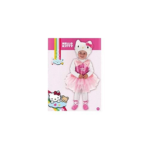 Disfraces Josman - Disfraz hello kitty bailarina talla 1 (3-5 años)