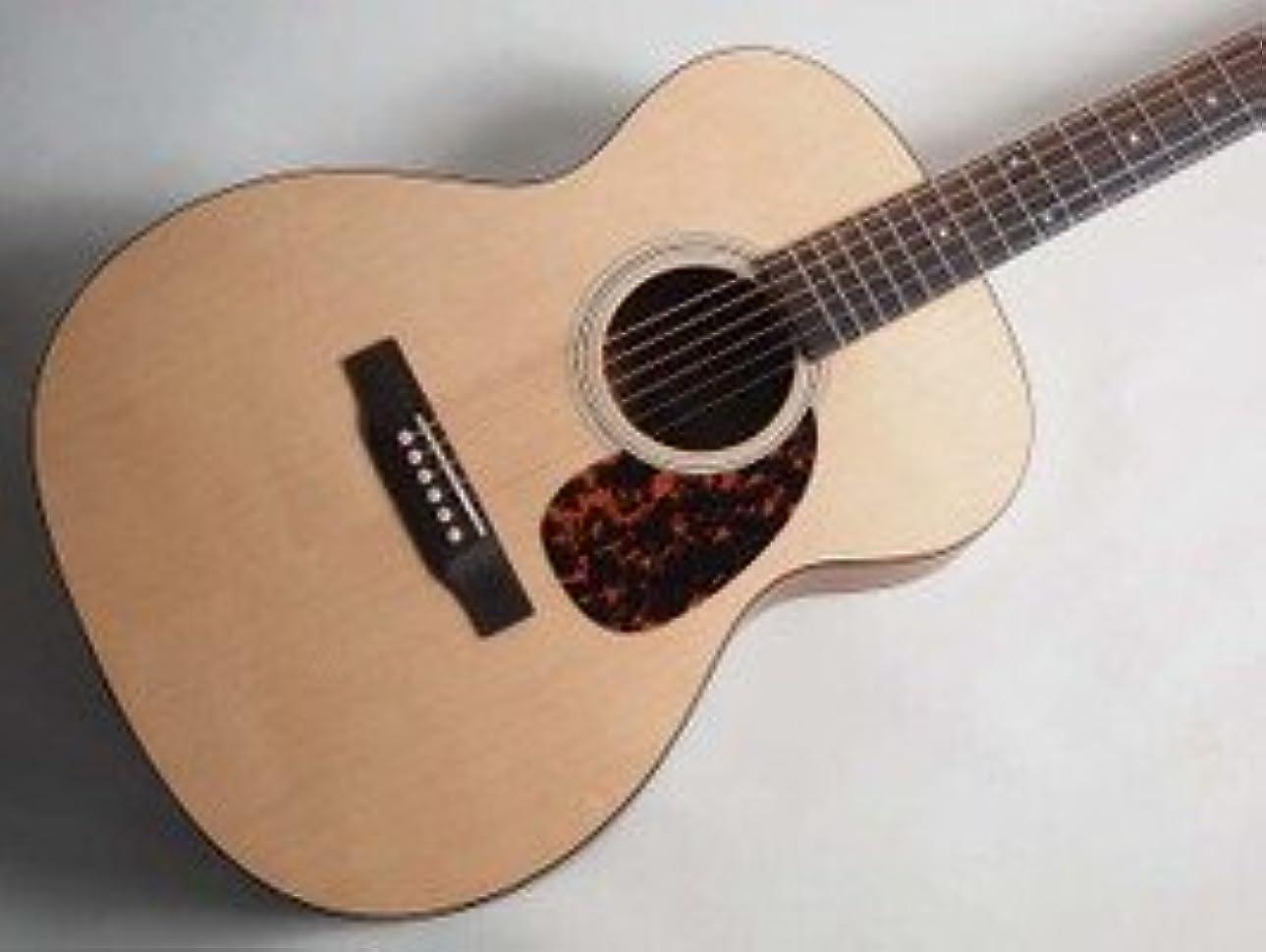 引き出しストローク順応性Larrivee/02 Bluegrass Series アコースティックギターOM-02【ラリヴィー】
