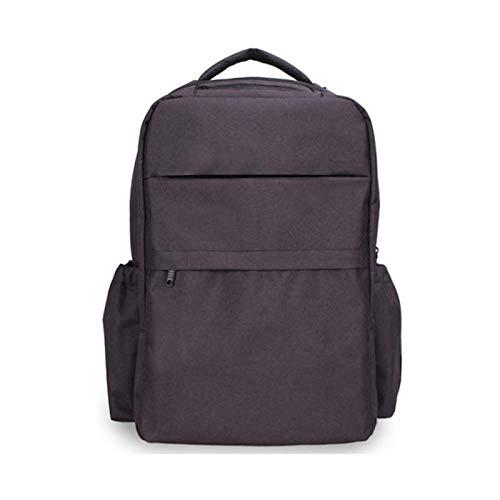 HEMFV Windelbeutel, multifunktions wasserdichte leichte Rucksack, wasserbeständiger Freizeittagsack für Reisen (Color : Black)