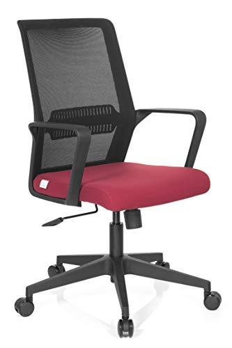 Hjh OFFICE-Sedia da ufficio, Preston