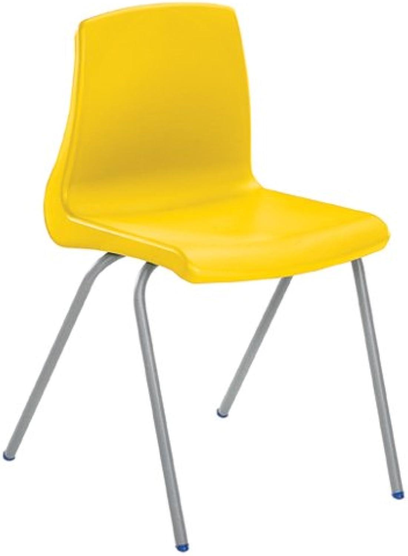 Metalliform Metalliform Metalliform np4-sg-Gelb Standard Klassenzimmer Sessel mit 380Â mm, gelb B07BTJW8WP | Rabatt  9f5fb8