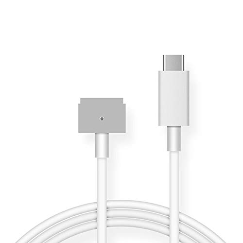USB-C to Magsafe Charging Cable, USB Type C to Magsafe 2 (T-Tip) Cable Compatible with MacBook Air Pro After 2012