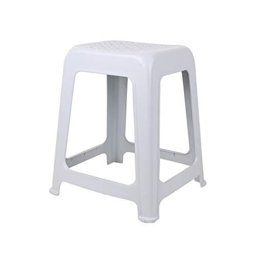 Draagbare stoel, stapelbare schoen bank vouwen stap kruk Tuinstoelen Plastic Stack Kruk Ultralight Tuin Kruk