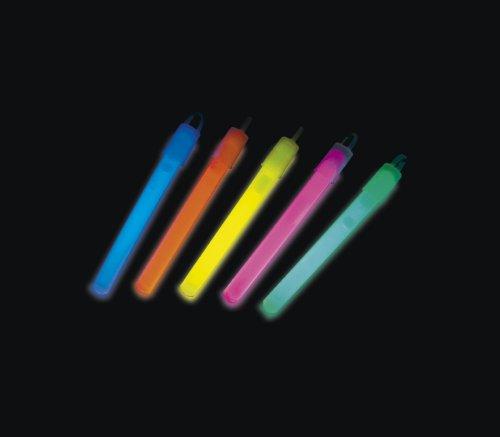 Action Fluo Pendentifs Mix-Couleurs (x25) - Taille Unique