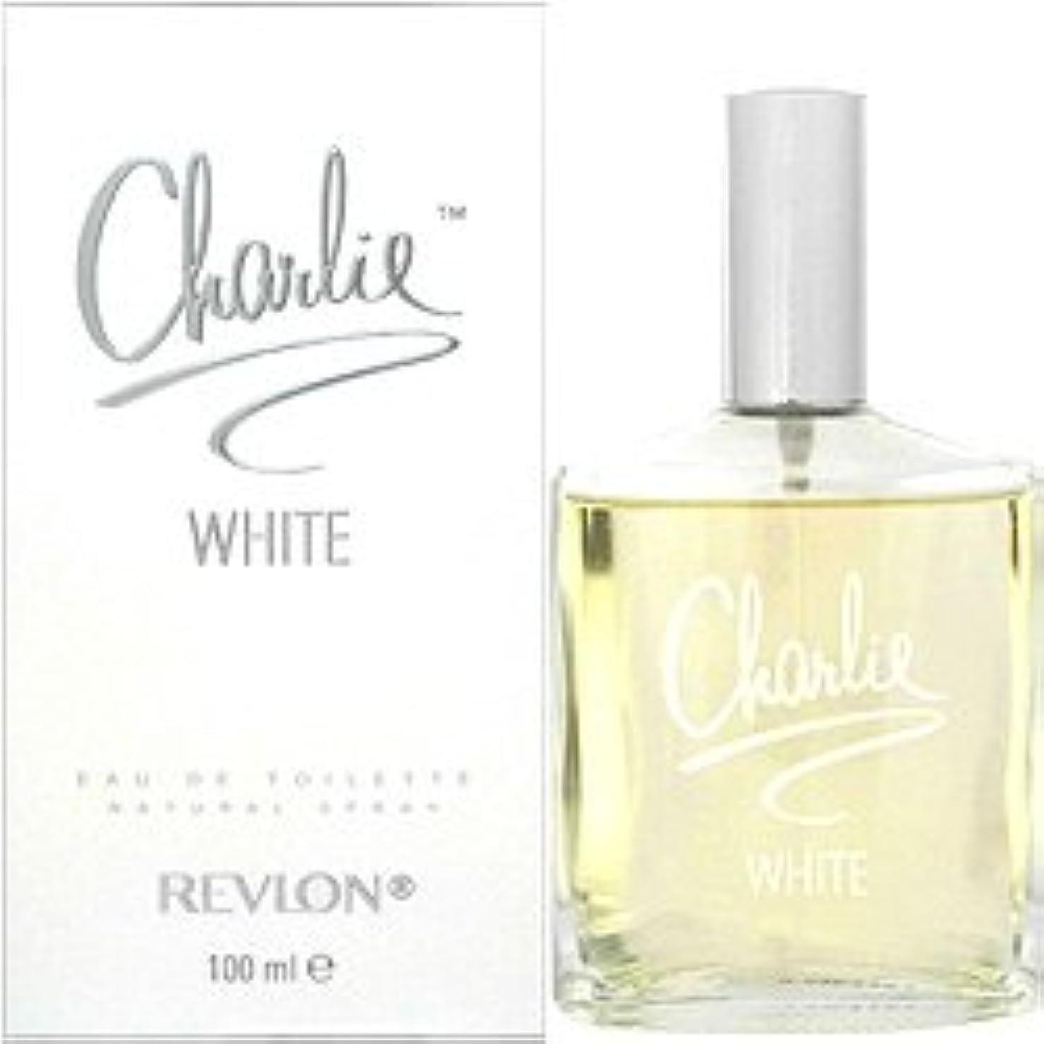 インフラ偶然の排除する【レブロン】チャーリー ホワイト EDT SP 100ml