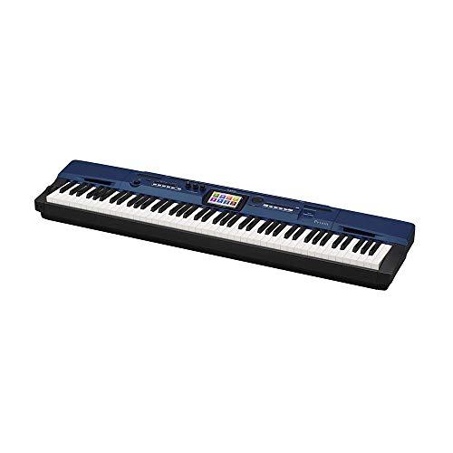 Casio PX-560MBE - Teclado MIDI (Botones, Corriente alterna, Corriente alterna, LCD, USB)
