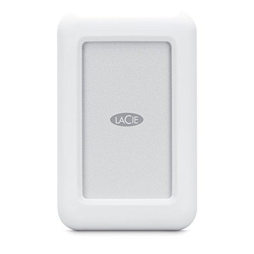 正規品 LaCie 1TB USB-C Portable Drive USB3.0 ホワイト 耐落下/耐衝撃/防水