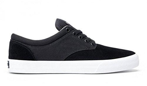 Supra Skateboard Schuhe Chino Black/Khaki/White, Schuhgrösse:44.5