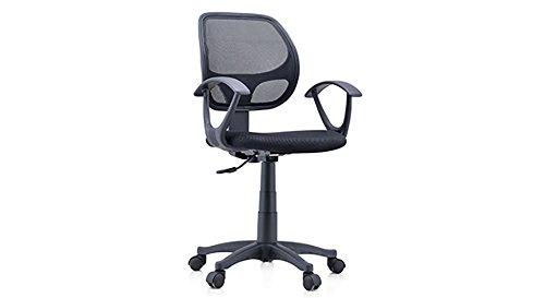Urban Ladder Eisner Office Chair (Color : Black)
