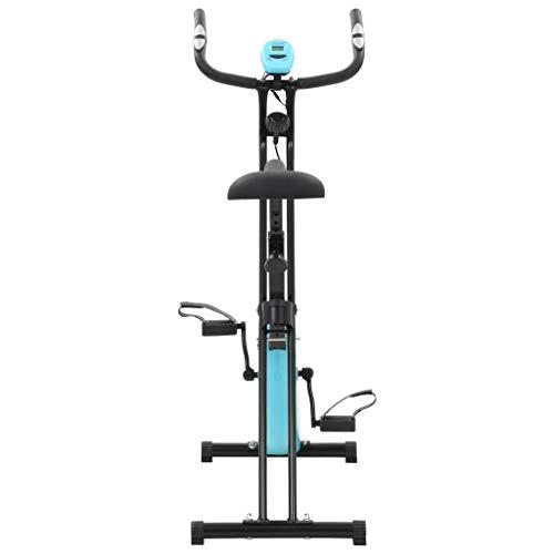 Wakects Bicicleta estática Speedbike 8 niveles de fuerza de
