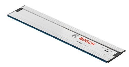 Bosch Professional Führungsschiene FSN 800 (800 mm Länge, kompatibel mit allen Bosch Professional GKS Kreissägen, GKS G, GKT Tauchsägen sowie bestimmten GST Stichsägen und GOF Professional Fräsen)