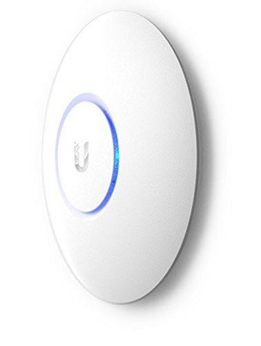 Ubiquiti Networks Wireless Access Point, 2.4GHz/5GHz, 867Mbit, 122m 1x 10/100/1000, 24V Passiv PoE, UAP-AC-LITE (1x 10/100/1000, 24V Passiv PoE 160 x 31.45 mm Indoor)