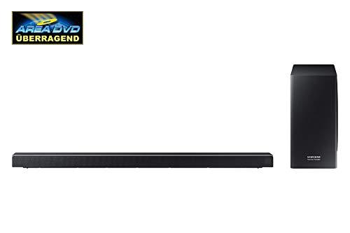 Samsung HW-Q70R 3.1.2Ch Soundbar WLAN Bluetooth Slate-Black kabelloser Sub