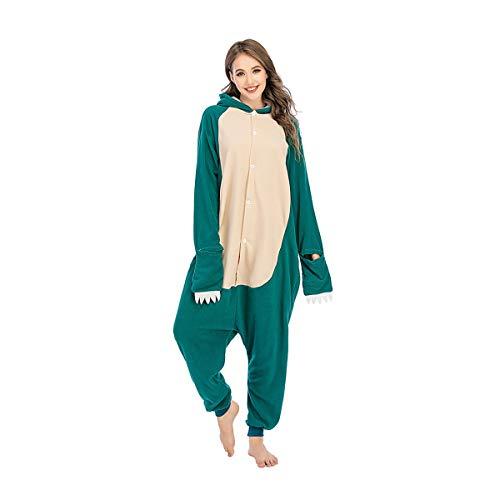 LBJR Animal Pijama Onesie Adultos Cosplay Animal Disfraces Halloween Carnaval Cosume