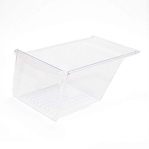 Lifetime Appliance 240343803 Crisper Bin Compatible with Frigidaire Refrigerator - 240351203, 240351206, 240351209