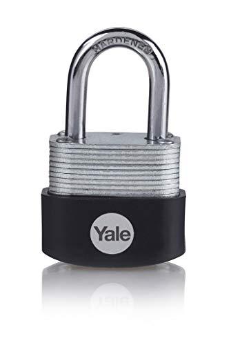 Candado de acero laminado 30 mm Yale