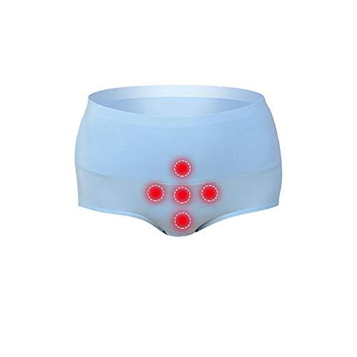 YanLin Women's Plus Size Mid Taille Magneet Fysiologische Veiligheid Ondergoed
