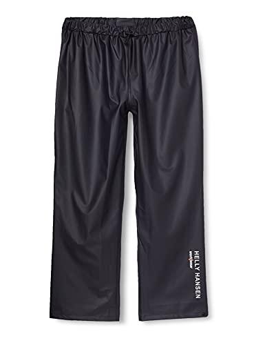 Helly Hansen Workwear Regenarbeitshose 100% wasserdicht, Blau (590 Navy/Marine), Gr. M
