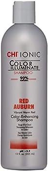 Chi Ionic Color Illuminate Shampoo, 12 FL Oz