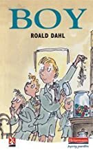 Boy: Tales of Childhood (New Windmills) by Dahl, Roald (1986) Hardcover