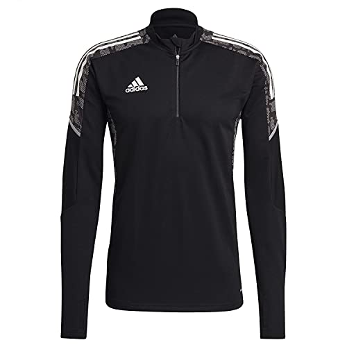 adidas GH7157 CON21 TR TOP Pullover mens black/white M