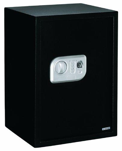 Stack-On PS-20-B Biometric, Large Personal Safe w/Biometric Lock, Black