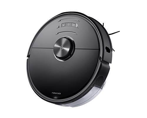 Roborock S6 MaxV Robot Vacuum Cleaner with ReactiveAI and Lidar Navigation