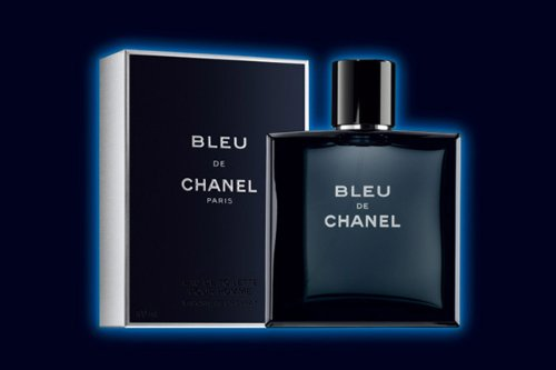 Bleu by Chanel for Men - 3.4oz / 100ml EDT Spray
