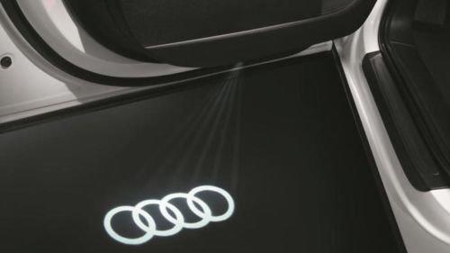 Original Audi LED Einstiegsbeleuchtung