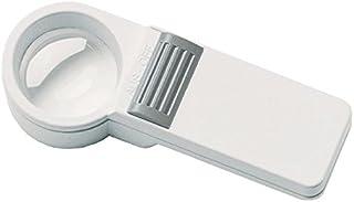 incl Supporto mobase e sacchetto di stoffa Eschenbach tasche lente luminosa LED mobilux LED diametro 60/mm Lente di ingrandimento 4/X