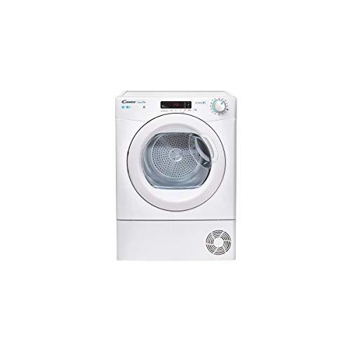 Candy CSO C10DG-S Asciugatrice a condensazione, 7 kg, Colore Bianco [Classe di efficienza energetica B]