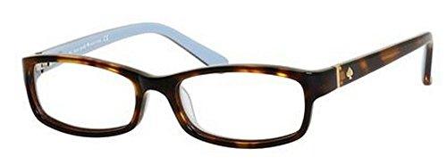 Kate Spade Narcisa Eyeglasses-0W71 Havana Blue -49mm