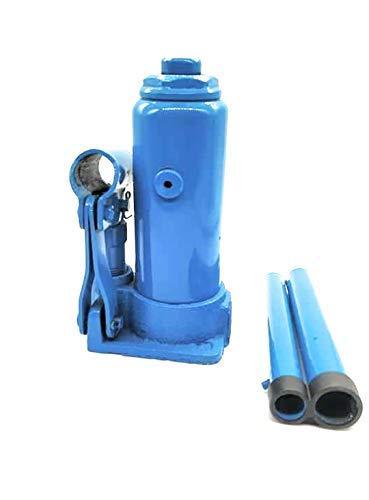 Hydraulic Car Jack 3 Ton Capacity for All Car Sky Blue
