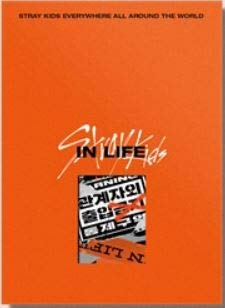 STRAY KIDS [ IN生 / IN LIFE ] The 1st Album Repackage [ STANDARD A Ver ] 1ea CD + 72p Photo Book + 2ea Photo Cards + 1ea Post Card + TRACKING CODE K-POP SEALED
